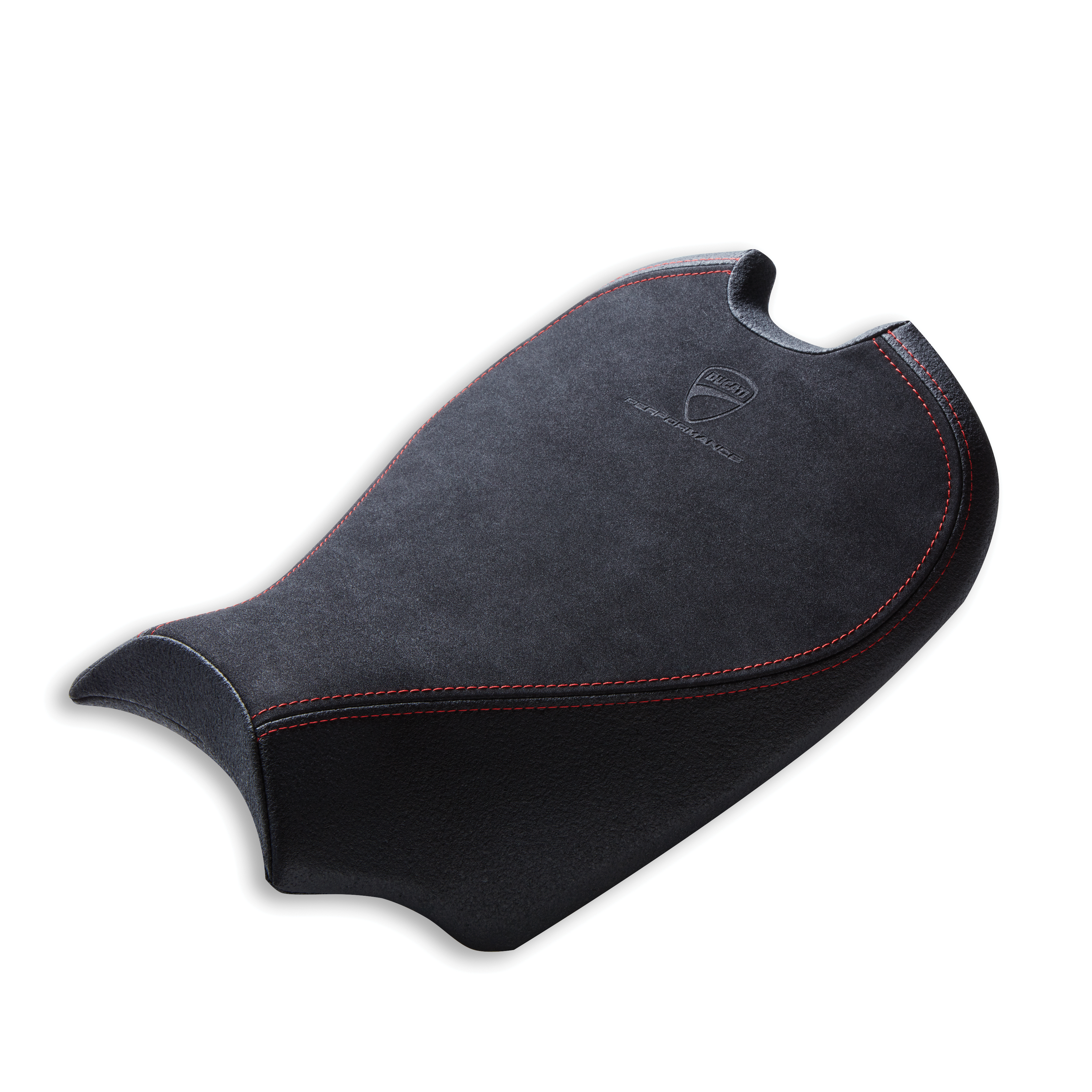 Racing seat in technical fabric.