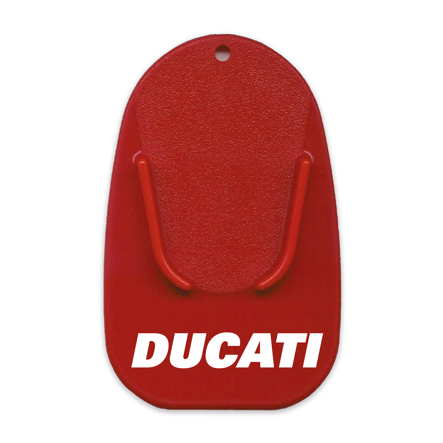 Universal base plate for stand (Ducati).
