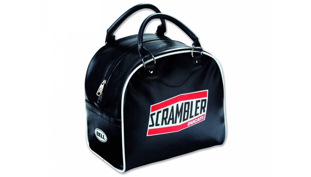 Short Track Helmet Bag