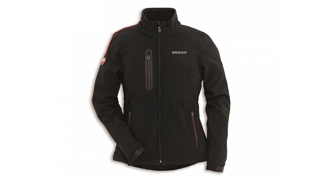 Ducati Windproof Woman Jacket