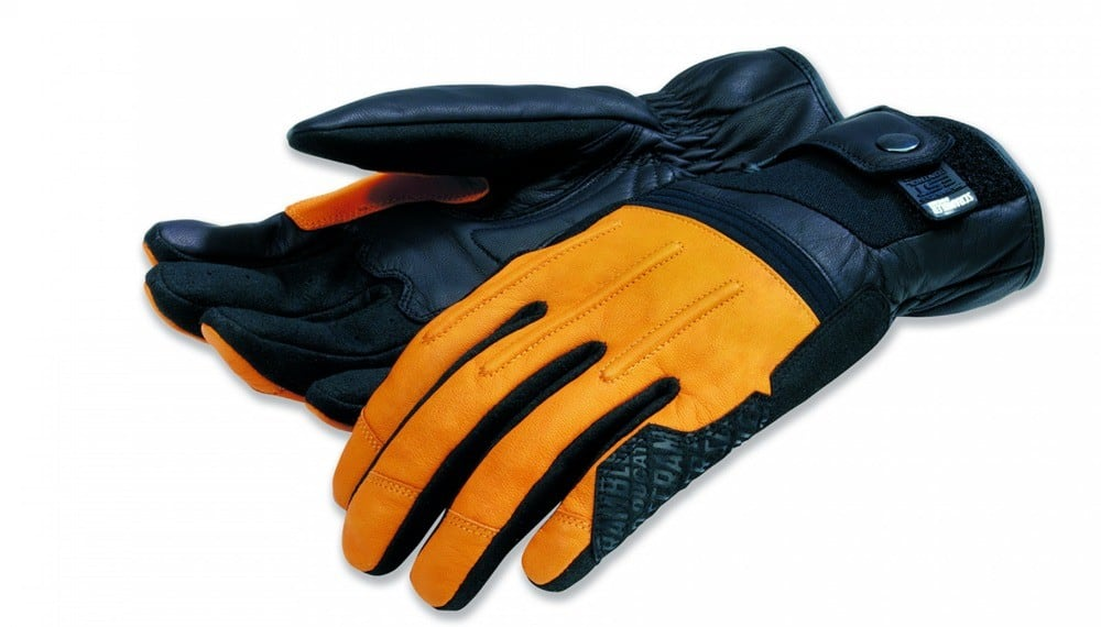Street Master C2 Leather Gloves