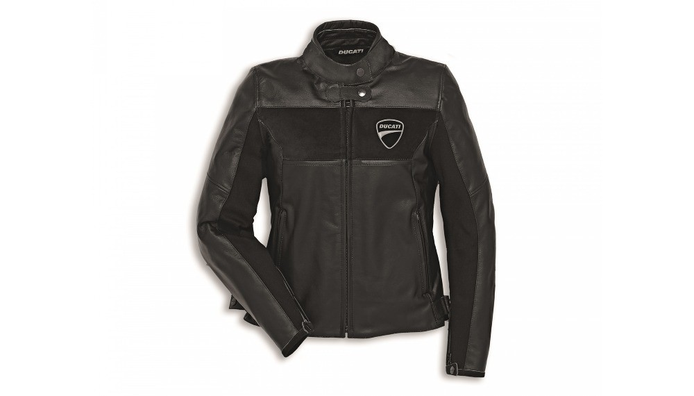 Ducati Company C2 Leather Jacket Female