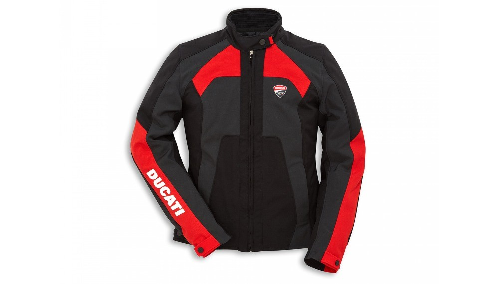 Ducati Corse Tex C3 Woman Fabric Jacket