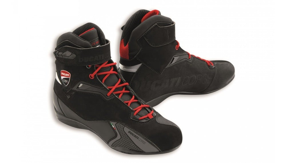 Ducati Corse City Technical Short Boots