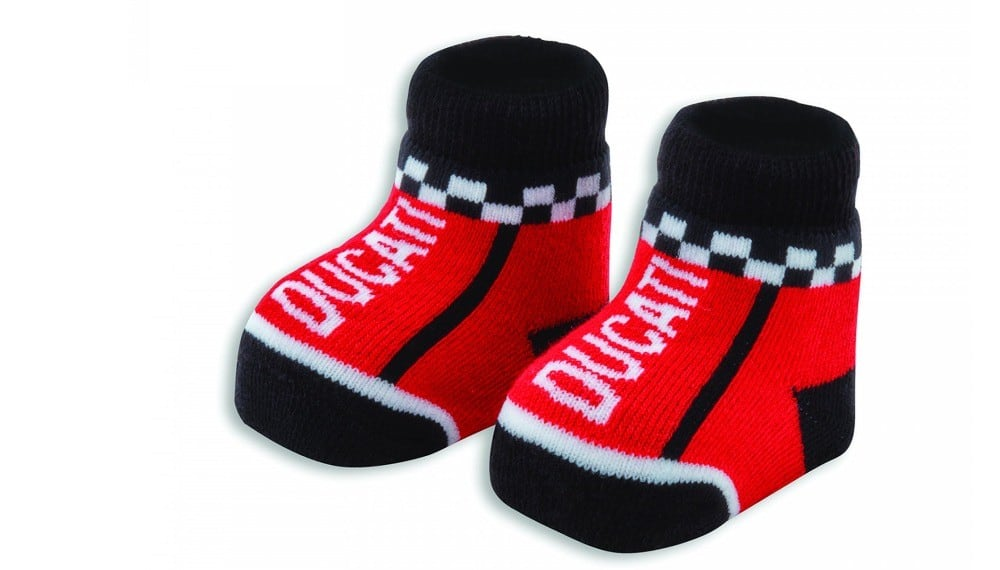 Ducati Speed Baby Ankle Socks