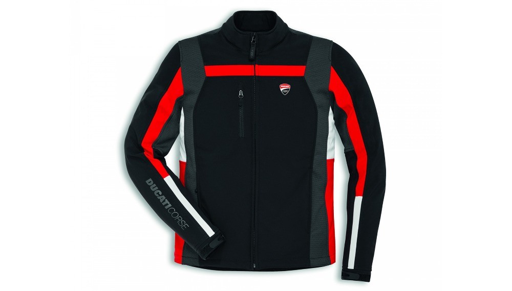 Ducati Corse 3 Windproof Jacket
