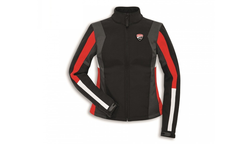 Ducati Corse 3 Windproof Woman Jacket