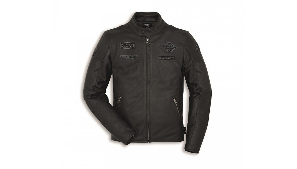 Heritage C1 Leather Jacket