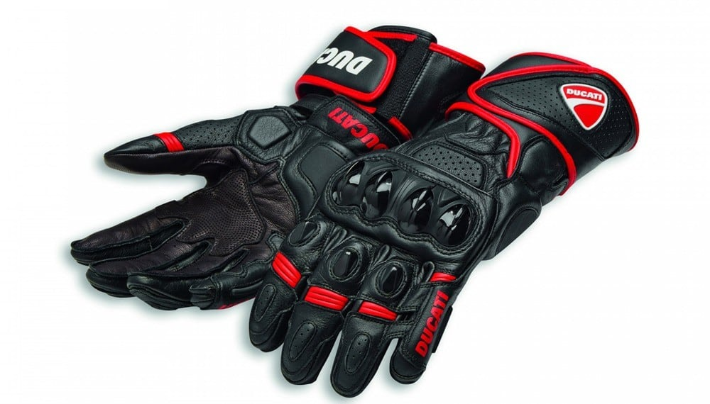 Speed Evo C1 Leather Gloves