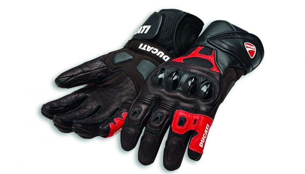 Speed Air C1 Leather Gloves