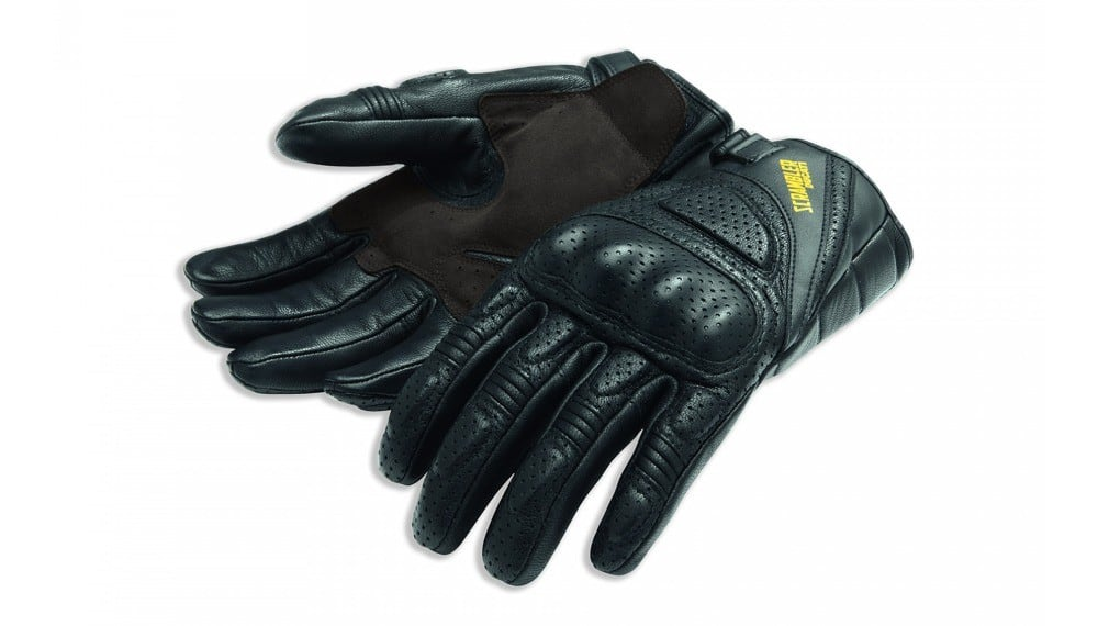 Daytona C1 Leather Gloves