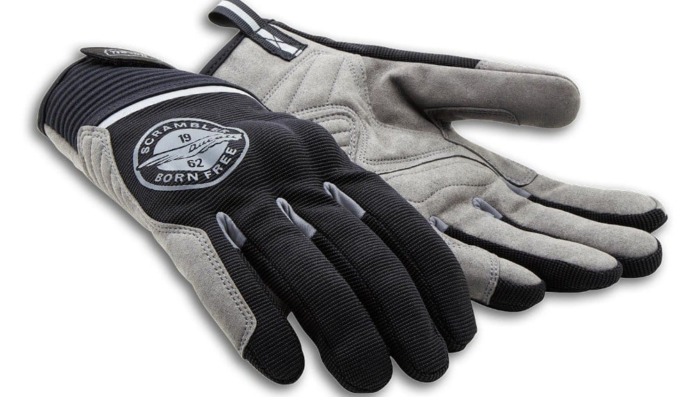Scrambler Overland C-3 Fabric Gloves