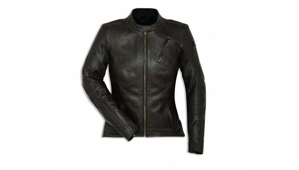 Sebring Woman Leather Jacket