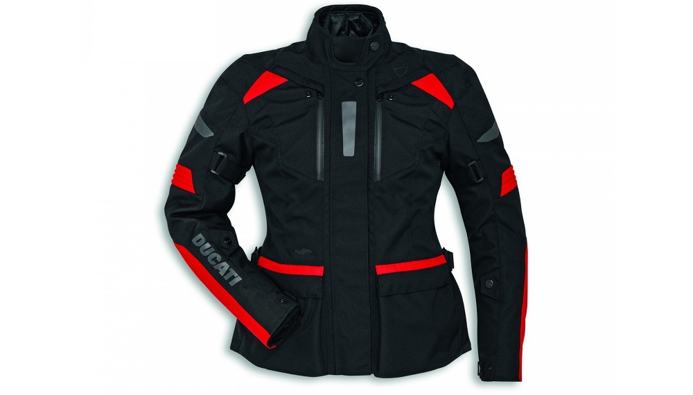 Tour C3 Woman Fabric Jacket