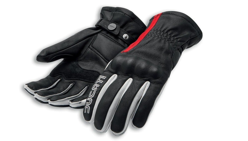 Historical Ducati 77 C1 Leather Gloves