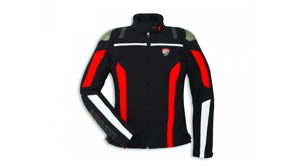 Ducati Corse Tex C4 Woman Fabric Jacket