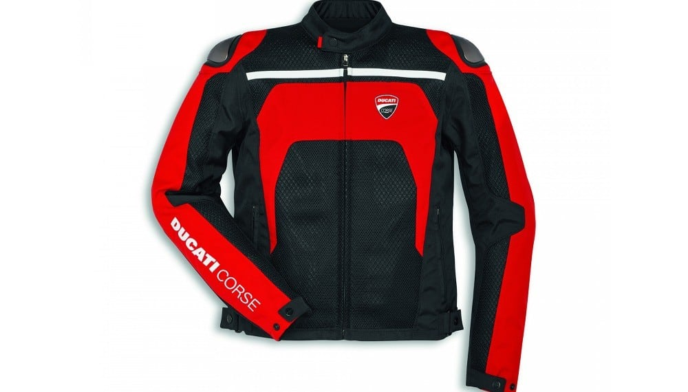 Ducati Corse Summer C2 Fabric Jacket