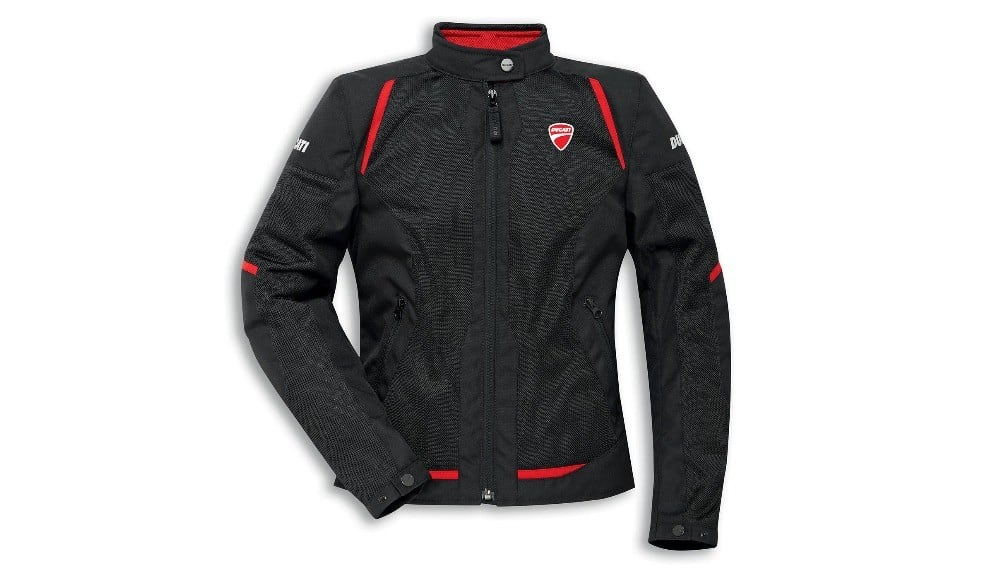 Ducati Flow C3 Fabric Jacket Woman