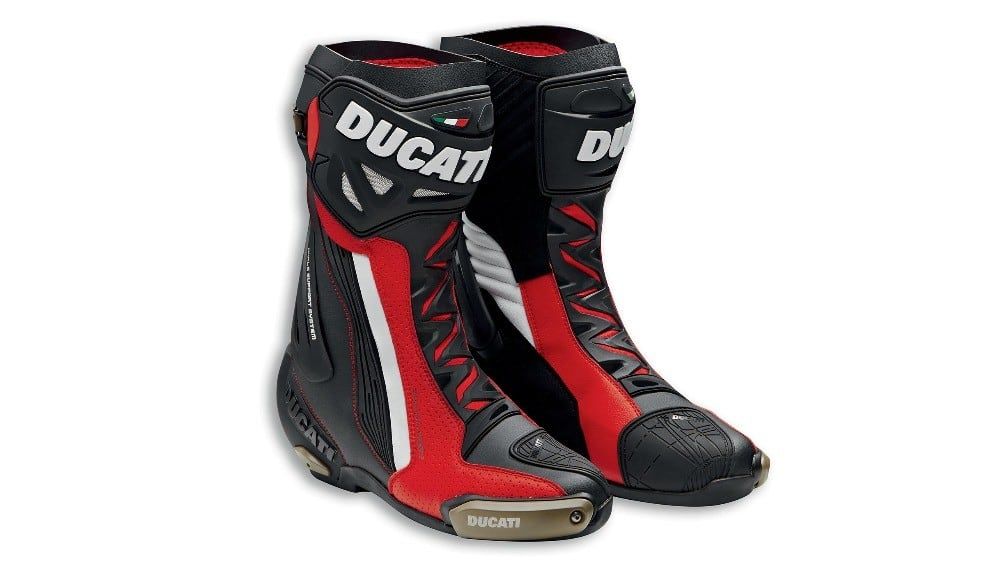 Ducati Corse V5 Air Racing Boots
