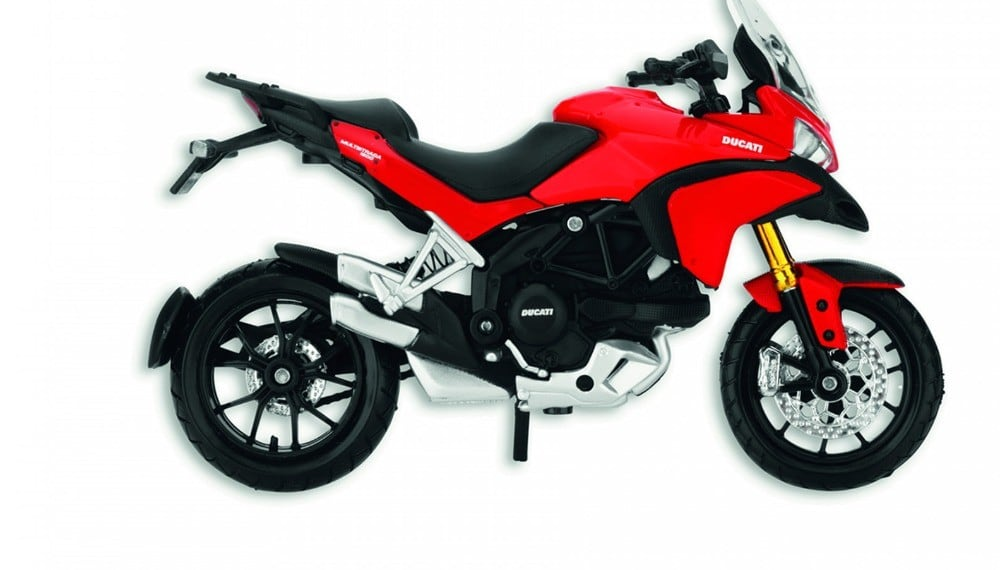 Multistrada 1200 Bike Model