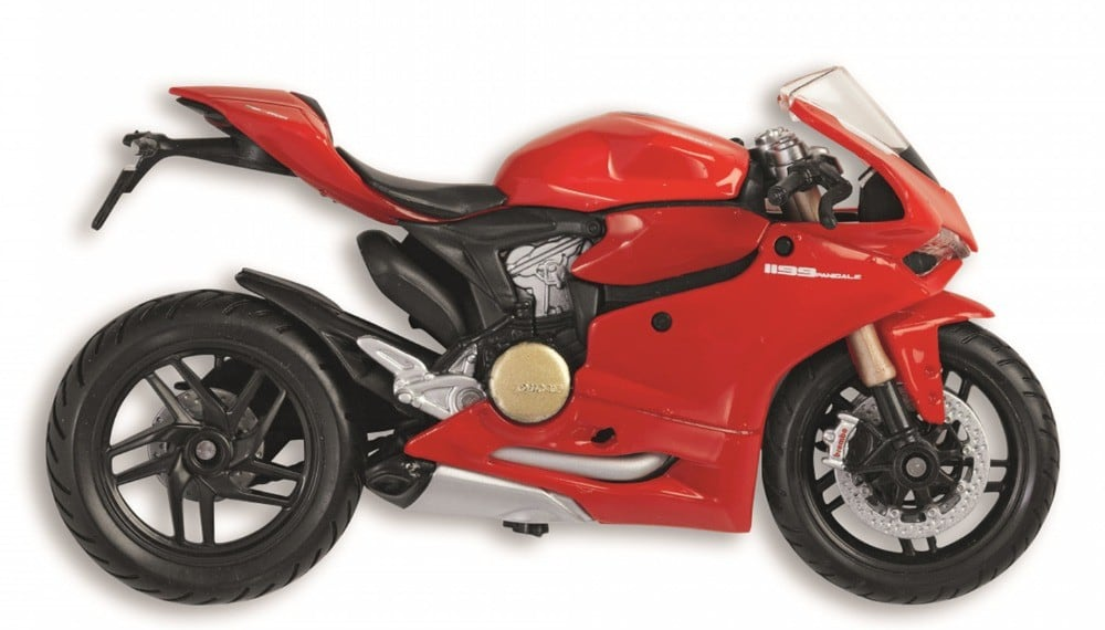 Panigale 1199 1:18 Bike Model