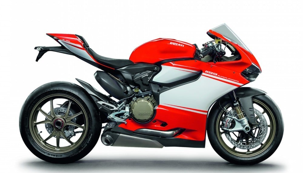 Superleggera 1:18 Bike Model