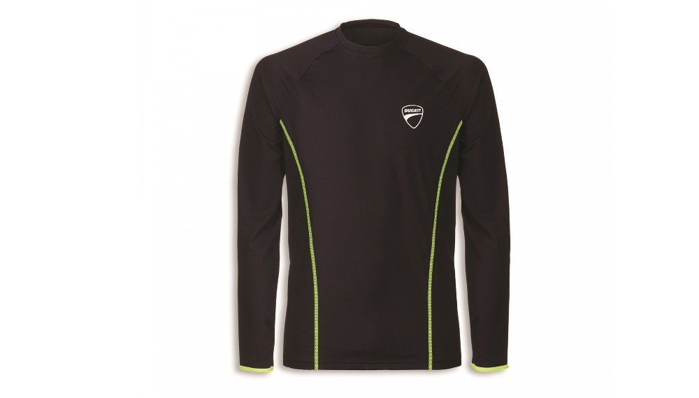 Ducati D-Active Long-Sleeved T-Shirt