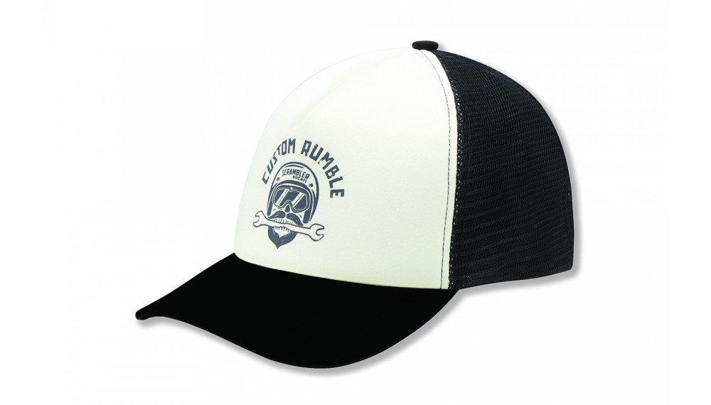Custom Rumble Trucker Cap