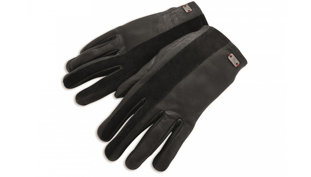 Merge Leather Gloves