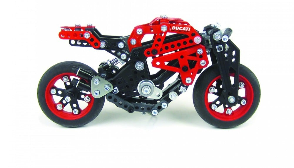 Monster 1200 Bike Model