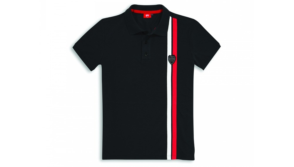 Shield Short-Sleeved Polo Shirt