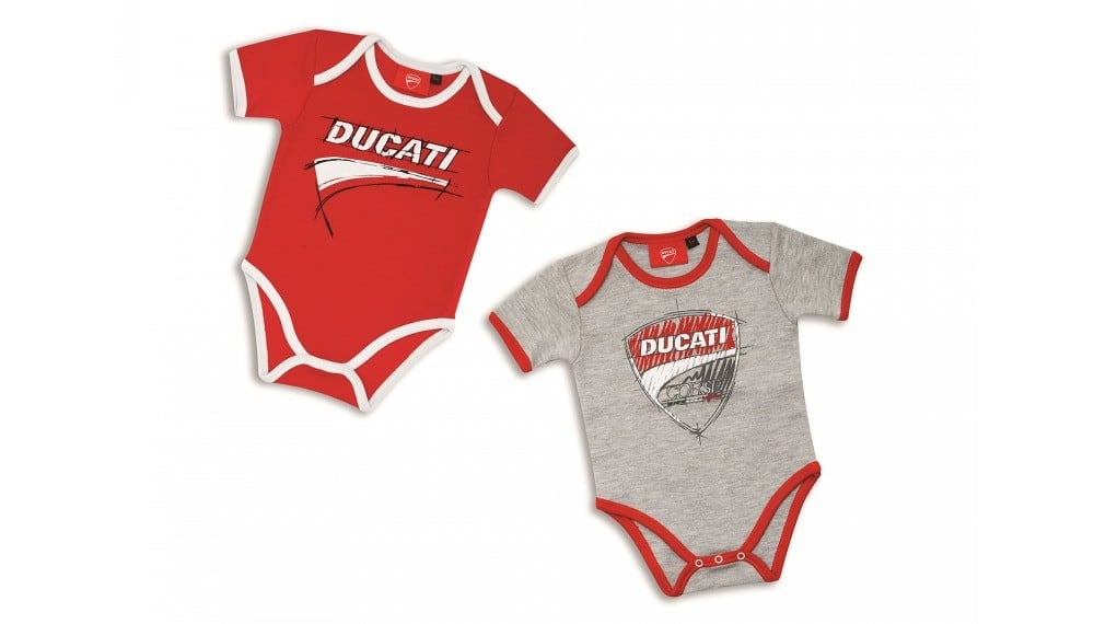 Ducati Sketch Bodysuit Pair