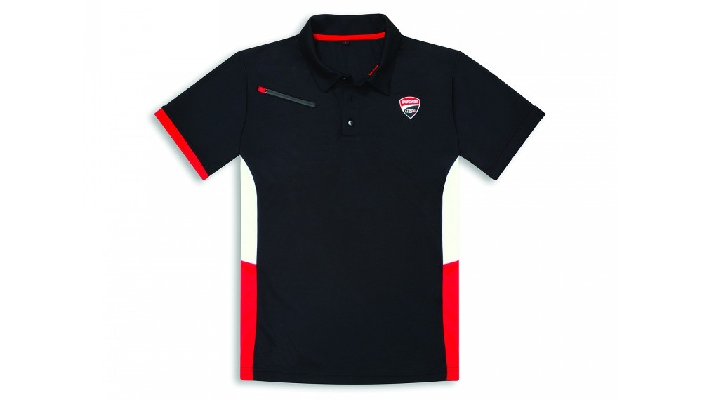 Ducati Corse Power Short-Sleeved Polo Shirt