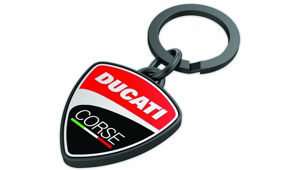 Ducati Corse Delux Keyring