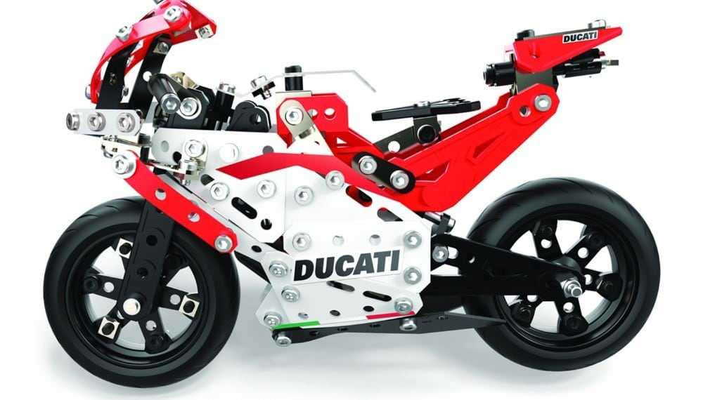 Desmosedici GP Ducati Corse 25x13x8 cm Bike Model