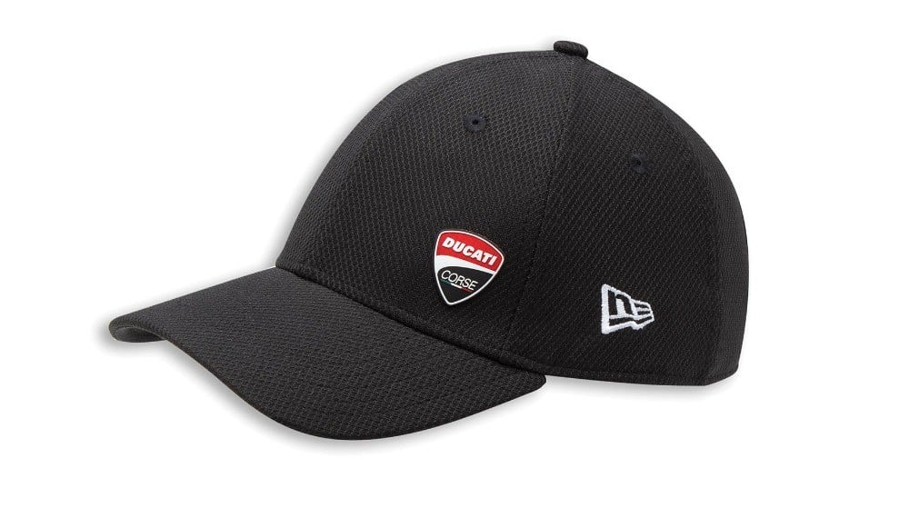 Ducati Corse DC Diamond One Size Fits All Cap