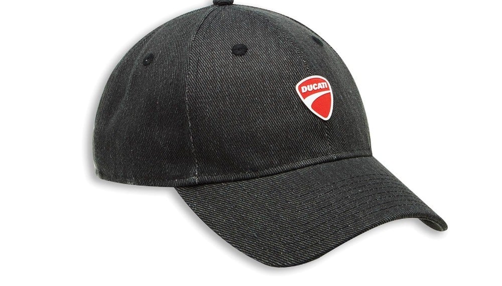 Ducati Cord 920 One Size Fits All Cap