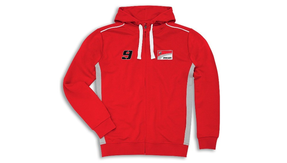 Ducati Corse D09 Hooded Sweatshirt