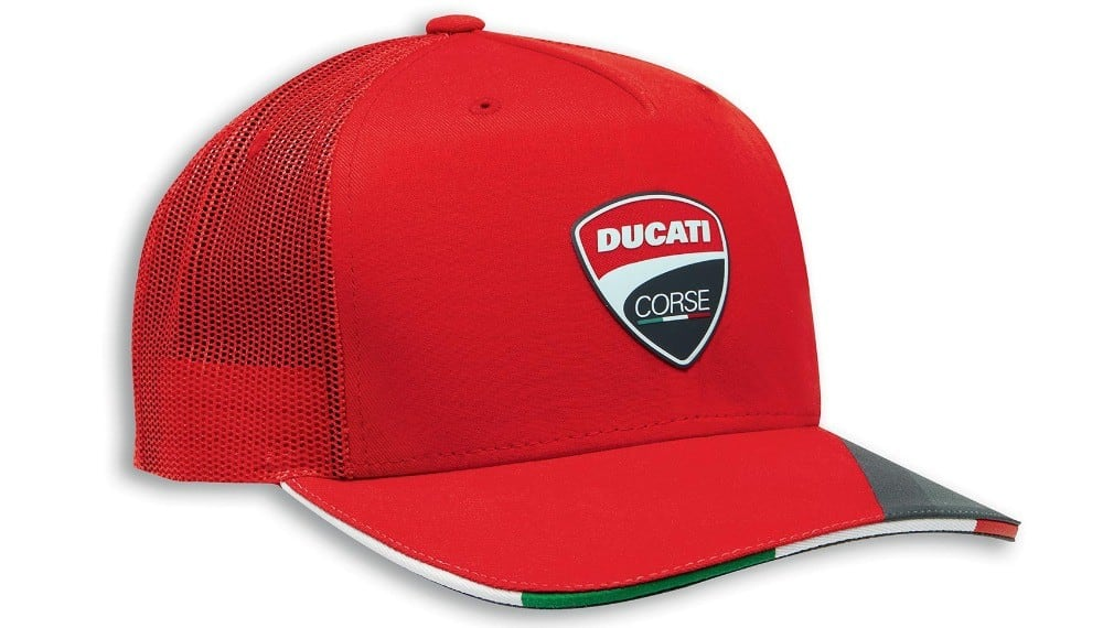 Ducati Corse GP Team Replica 19 One Size Fits All Cap