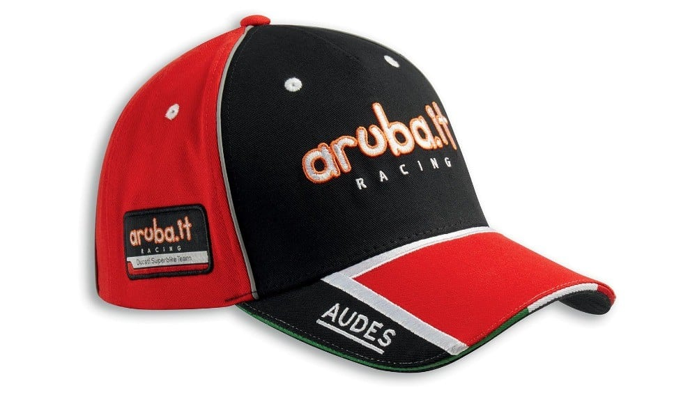 Ducati Corse SBK Team Replica 19 One Size Fits All Cap