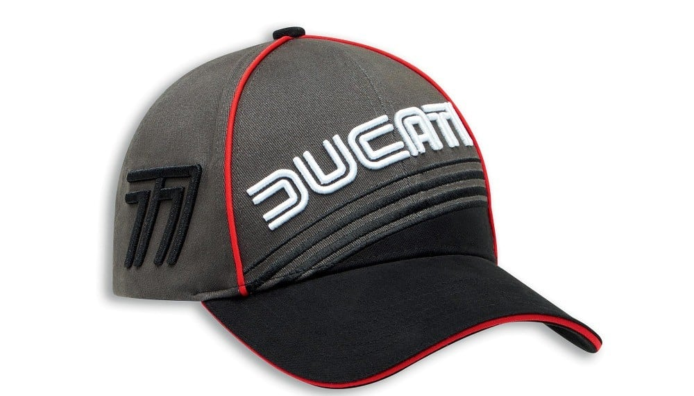 Ducati Corse 77 One Size Fits All Cap