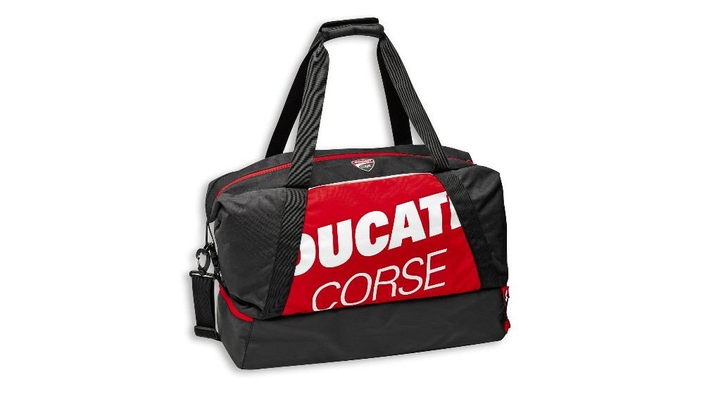 Ducati Corse Freetime Gym Bag