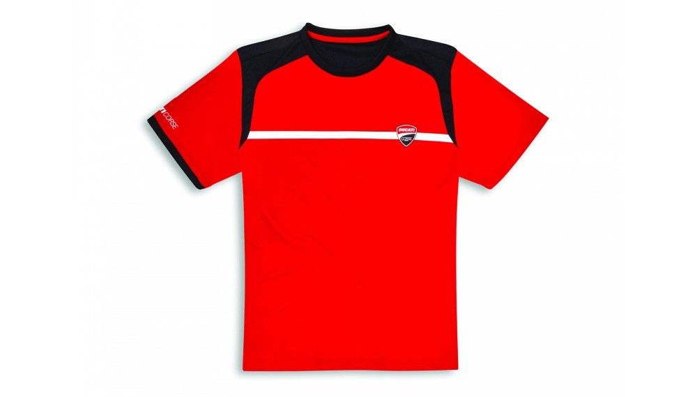 Ducati Corse v4 916 Edition Red T-Shirt