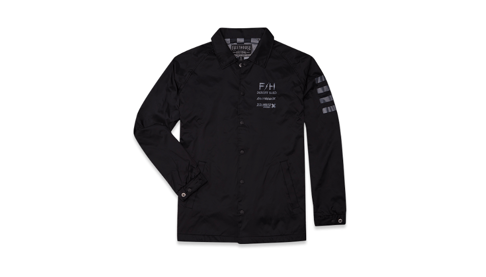 Fasthouse Coaches Jacket